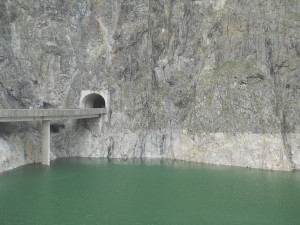 tunel vidraru